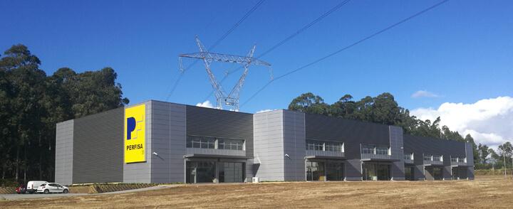 Ouverture du centre logistique de Albergaria-a-Velha